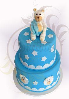 Bear Cake - Caketutes Cake Designer