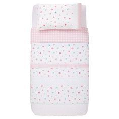 NEW SS14! Buy T. Kids Little Bloomer Duvet set SB from our Duvet Covers range - Tesco.com