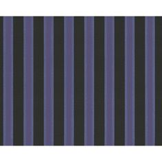 Stripes Wallpaper in Purple and Black design by BD Wall ($50) ❤ liked on Polyvore featuring home, home decor, wallpaper, purple home accessories, striped wallpaper, stripe wallpaper, purple stripe wallpaper and black modern wallpaper