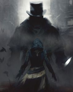 Jack & Evie - Characters & Art - Assassin's Creed Syndicate