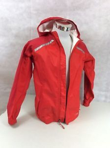 3b48f7bb0 LL BEAN Rain Jacket Waterproof Kids Youth Size 14-16 in 2018