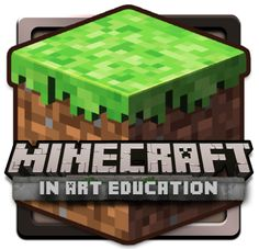 Using Minecraft in Your Art Curriculum   The Teaching Palette-my grandson could teach this unit!