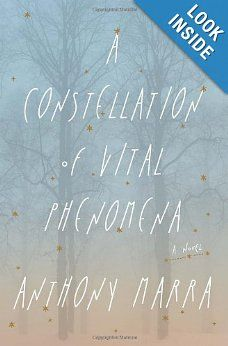 A Constellation of Vital Phenomena: A Novel: Anthony Marra: 9780770436407: Amazon.com: Books. An amazing first novel written in beautiful prose. I'll need to read this again to fully appreciate its literary merit.