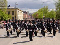 HM Kongens Gardes musikk- og drillkontigent, Oslo