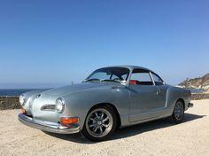 Karmann Ghia: 'VW POBOY' (silver)