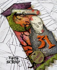 yaya scrap & more: 12 tags of October 2013 + Challenges