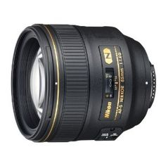 Mmmmm...My dream lens! |   Amazon.com: Nikon 85mm f/1.4G AF-S Nikkor Lens for Nikon Digital SLR: Camera & Photo. An upgrade from the previous version.