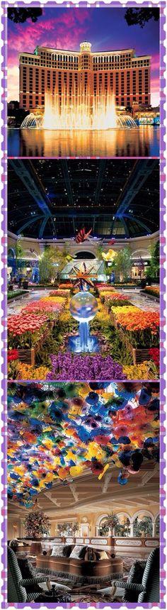 ~The Bellagio Casino Hotel - Las Vegas | House of Beccaria#
