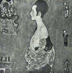 Gustav Kilmt - Wally Valerie Neuzil