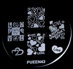 PUEEN – Love Elements- FULL REVIEW | ChitChatNails