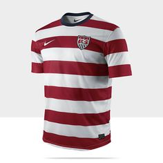dd290be40503 2012 13 US Replica Men s Soccer Jersey American Football Jersey