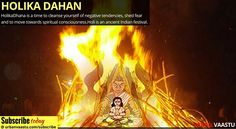 Festival : #Holika Dhana HOW HOLIKA BURNT