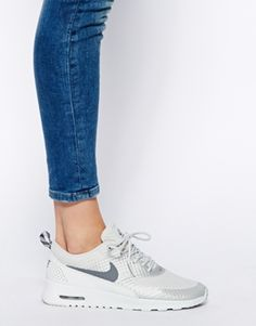 Image 4 of Nike Air Max Thea PRM Trainers