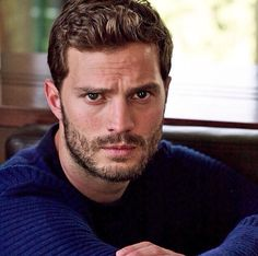 Jamie Dornan, you should be illegal. But I'm glad you're not.