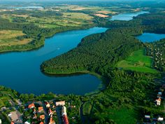 Masuria (Polish: Mazury; German:  Masuren (help·info)) is a natural region in northeastern Poland famous for its 2,000 lakes. Geographically, Masuria is part of two adjacent lakeland districts, the Masurian Lake District (Polish: Pojezierze Mazurskie) and the Iława Lake District (Pojezierze Iławskie). Administratively, it belongs to the Warmian-Masurian Voivodeship Travel Around The World, Around The Worlds, Central Europe, Great Lakes, Lake District, Warsaw, Beautiful World, Places To See, German