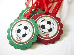 "Sencillos souvenirs para cumpleaños infantil de temática ""futbol"" - http://xn--manualidadesparacumpleaos-voc.com/sencillos-souvenirs-para-cumpleanos-infantil-de-tematica-futbol/"