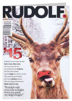 Moderne und ausgefallene Weihnachtskarte. Online bestellen - nur bei uns! top-kartenlieferant