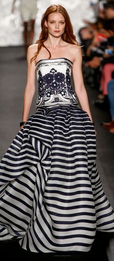 Naeem Khan Spring 2015 Ready-to-Wear