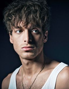 Paolo Nutini uh huh he's maturing nicely like a fine wine. A real man, with real hair and that smattering of facial roughness........off now to lie down in a darkened room