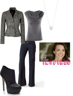 """Charlotte York Inspired 1"" by someliketoshop on Polyvore"
