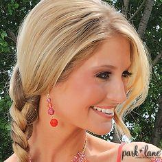 Flamenco Pierced Earrings