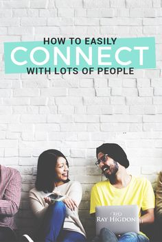 How do you connect with lots of people? Here I share exactly how to connect with tons of people and how MLM Prospecting can be really easy.