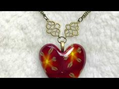 Flaming Hearts Cane - YouTube