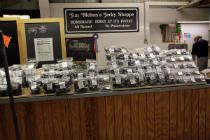 Jim Melton's Beef Jerky, Dayton Farmers Market, Dayton Virginia - pretty much the only beef jerky worth eating ever