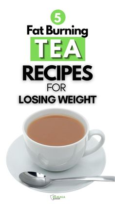 Diet Plans To Lose Weight, Easy Weight Loss, Healthy Weight Loss, How To Lose Weight Fast, Losing Weight, Healthy Food, Healthy Recipes, Fat Burning Tea, Fat Burning Diet Plan
