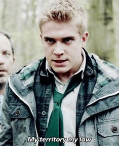 #WolfBlood - Rhydian Morris. He is so attractive... hoping they continue the series. rumors are floating around they are :P