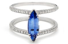 50 Engagement Rings To Love Forever  #refinery29  http://www.refinery29.com/best-engagement-rings#slide39