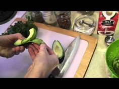 Skinny Guacamole how to video