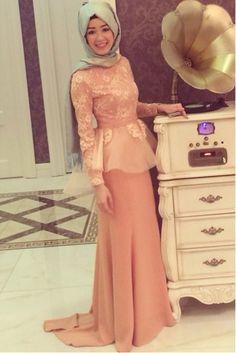 Gamze Polat Somon Rüya Abiye Elbise