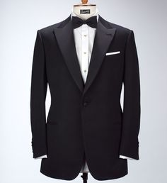 Henry Poole & Co. Dinner Suit