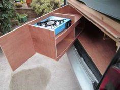 ▶ Citroen Berlingo / Peugeot Partner BOOT CAMPER design & construction - YouTube