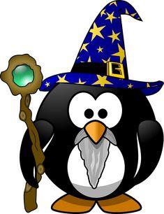 Free Image on Pixabay - Gandalf, Tux, Animal, Bird, Conjure Gandalf, Cute Animal Videos, Cute Animal Pictures, Baby Owls, Cute Baby Animals, Penguin Animals, Cute Animals With Funny Captions, Safari Adventure, Vintage T-shirts