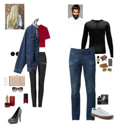 """""""Untitled #796"""" by wallacehanna ❤ liked on Polyvore featuring Alexander McQueen, Erica Lyons, Cartier, NARS Cosmetics, Spyder, Urban Pipeline, Vans, Nomad, FOSSIL and Bergè"""