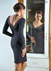 Купить трикотажное платье украина