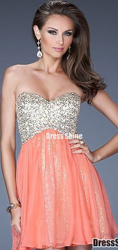 Prom short dresses formal