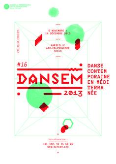 Dansem 2013, danse contemporaine en méditerranée, Marseille, Aix-en-Provence, Arles