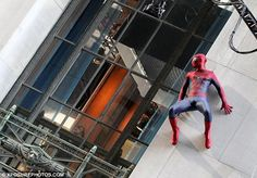 amazing spiderman 2 movie on set photos | Some great new shots from the set of Marc Webb's Amazing Spider-Man ...
