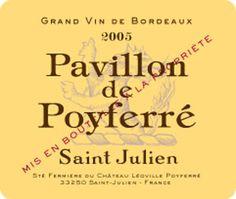 Pavillon de Poyferré - Château LEOVILLE POYFERRE