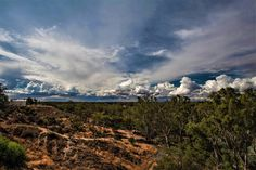 Wonderful cloud formations out at Merbein. Thanks to John Rogers for sharing.