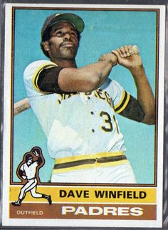 Baseball Cards For Sale, Football Cards, Baseball Card Collectors, Old Cards, Star Cards, San Diego Padres, School Sports, The Outfield, National League