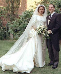 Wedding of Kardam, Prince of Turnovo, with dona Miriam de Ungría y Lopez, in Madrid on 11 July 1996