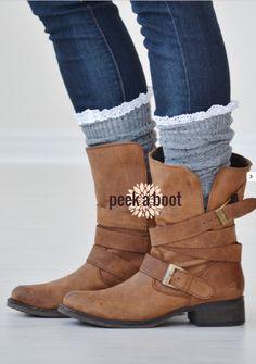Felicity Boot Socks