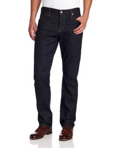 AG Adriano Goldschmied Men's The Graduate Tailored Jean