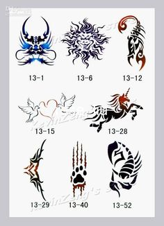 face painting mask designs for woman Printable Tattoos, Tattoo Templates, Airbrush Tattoo, Tattoo Transfers, Tattoo Stencils, Pencil Art Drawings, Mask Design, Body Painting, Rooster