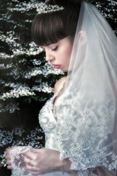 #nancyavon from www.bit.ly/jomfacial Sharing a light moment with your love dear! Bride Olga by baklickiyap