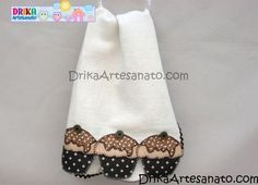 Patchwork moldes cupcake para patch aplique | Drika Artesanato - O seu Blog de Artesanato.